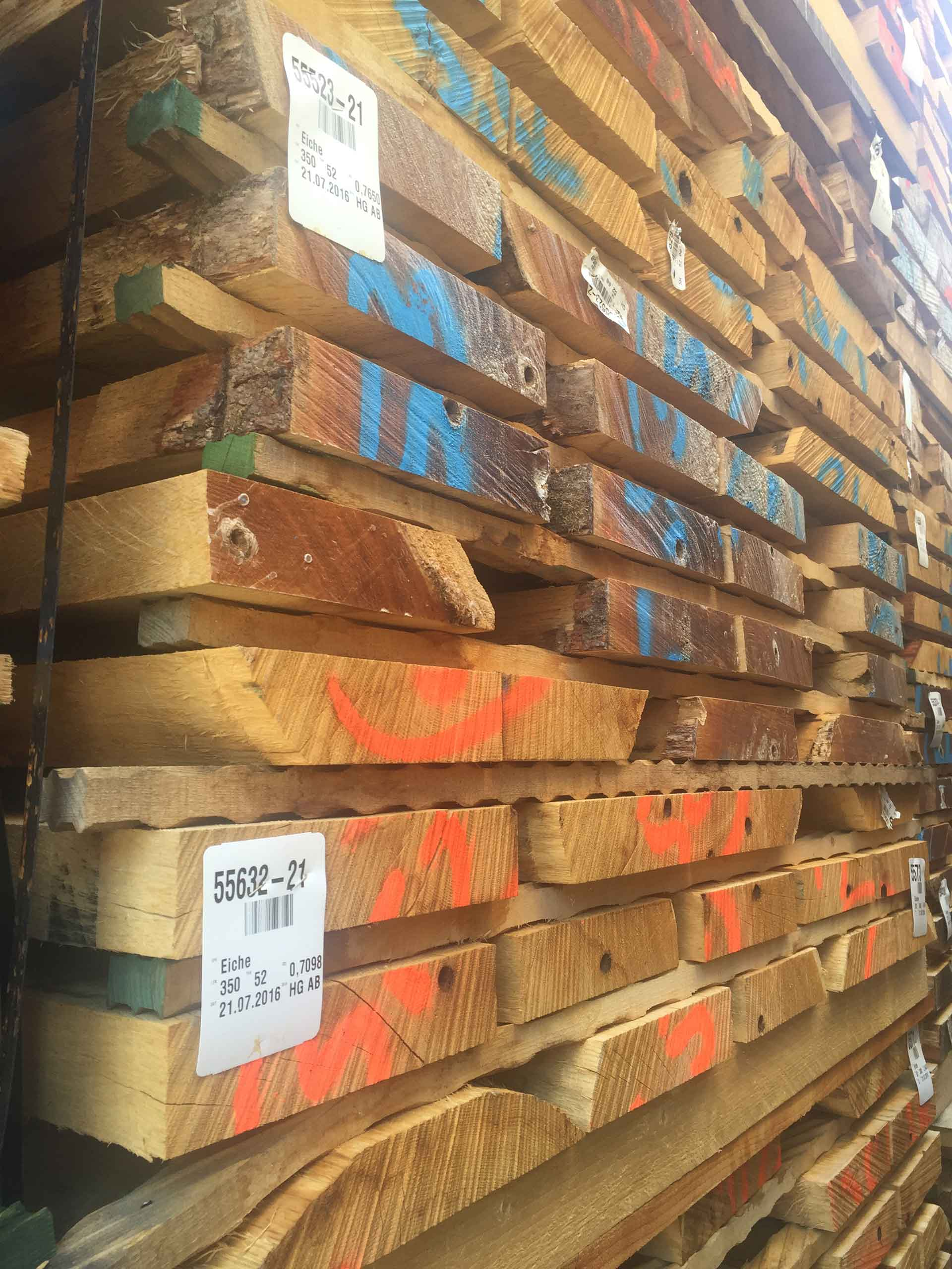 neXt - Sawn Timber Stock
