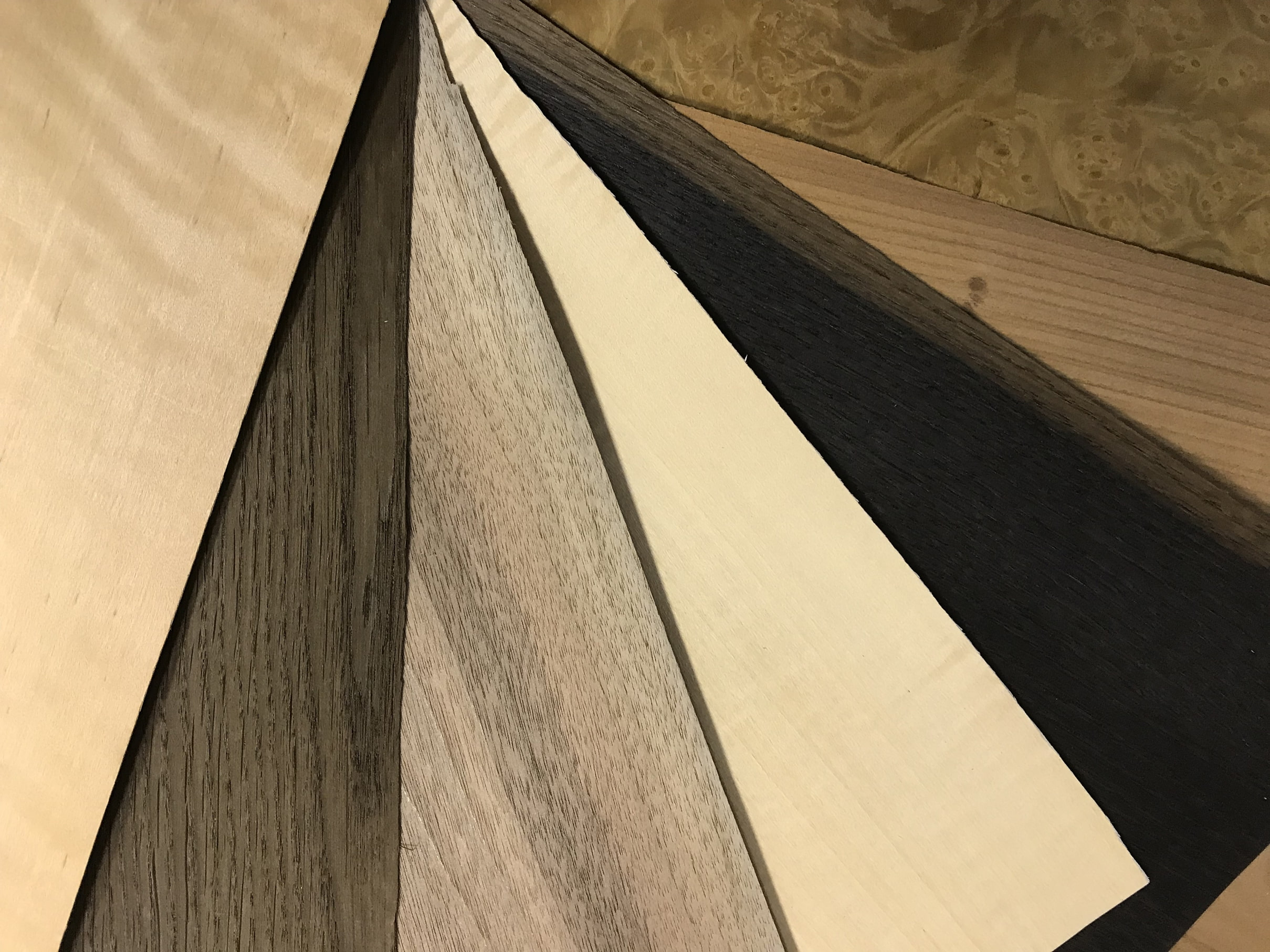 Veneer Stocktake