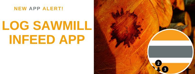 New Product TIMBERplus – One – Sawmill Infeed